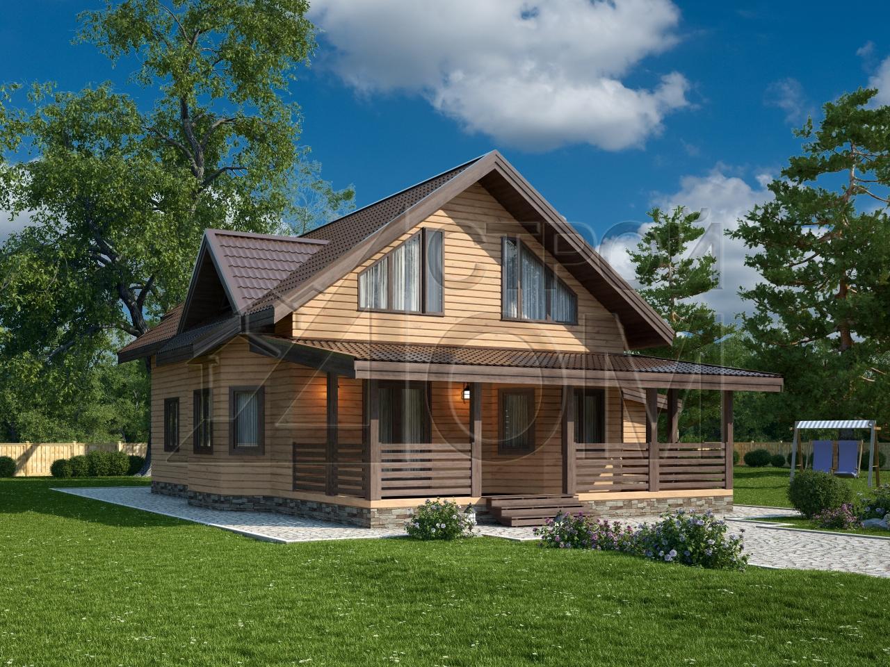 Дом для постоянного проживания